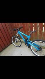 Mountin bike full suspension