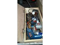 A box of tools