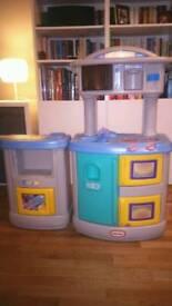 Little tykes toy kitchen