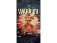 ultimate warrior blu ray