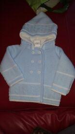 Cosy winter jacket/jersey