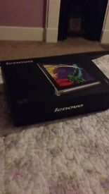 "Lenovo yoga tablet 2, 10.1"" screen with quad core processor, Sd card slots etc"