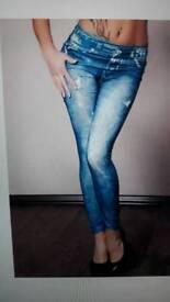 1 x pair of leggings size small to mediun