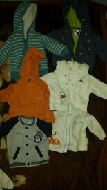 up to 3 mths and 0-3mths boy clothes