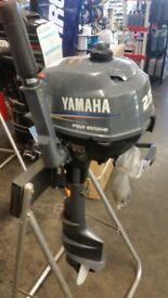 YAMAHA 2.5HP 4 Stroke Outboard
