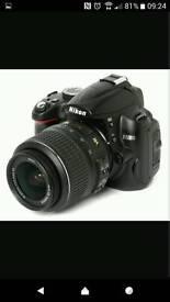 Nikon DSLR complete package