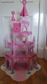 ELC Fantasy Princes Wooden Castle
