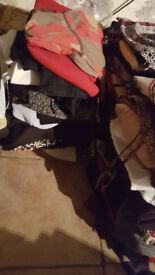 Big bundle of ladies clothes approx 40 items