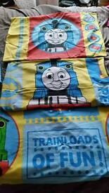 Thomas the tank engine bedroom linen
