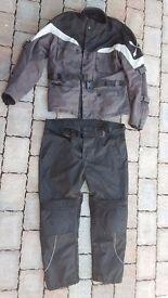 nexus hazard 2 pc motor cycle suit