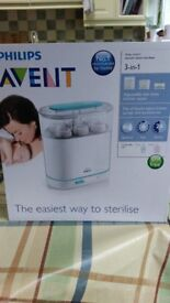 Philips Avent Electric Steam Steriliser