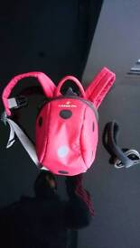 Littlelife backpack with reigns