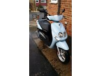 Moped Scooter 2011 Yamaha NEOS4 50cc Good Condition Low Mileage Only 1 Owner