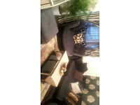 **DFS Sofas with foot stall**