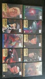Star Trek DVDs