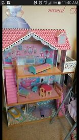 large dolls house early learning centre