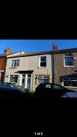 TO RENT 3 bed terraced house, Bennison Street, Guisborough