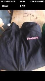 2 Eddie stobbart waterproof jackets