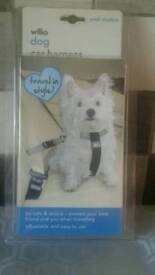 Dogs travel harness
