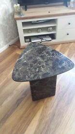 DFS Marble Side table