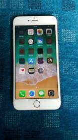 iPHONE 6S PLUS , 64GB, V. G. CONDITION