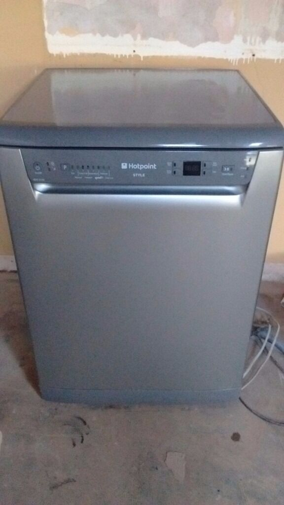 Dishwasher FDYF 2100 grey