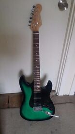 Benson Electric Guitar in Good working order - Very nice tone