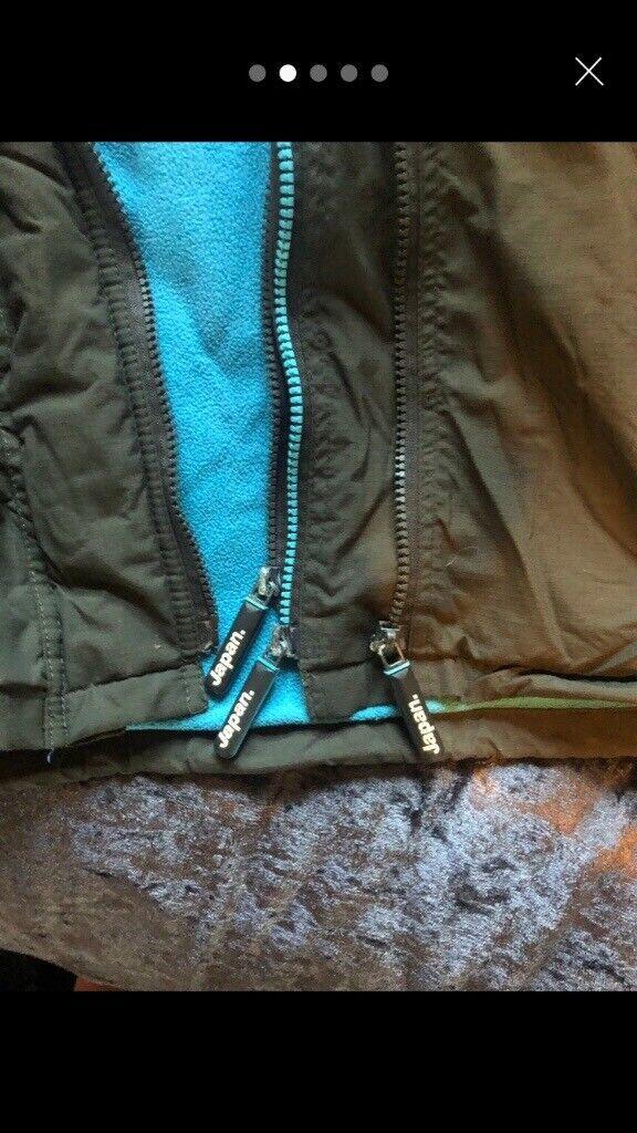 15995cb783f4 Boys superdry coat XS