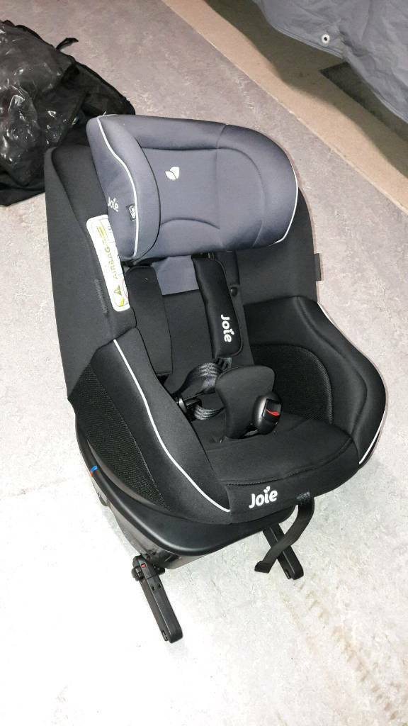 Joi 360 spin baby seat