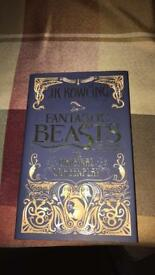 Book fantastic beasts and where to find them