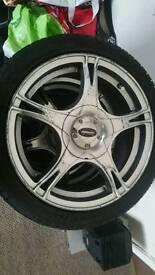 Alloy wheels low profiles