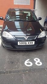 Vauxhall Corsa, 3dr, Manual, Low mileage, cheap tax and insurance.