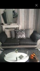 2&3 sofas sell or swap for corner suite