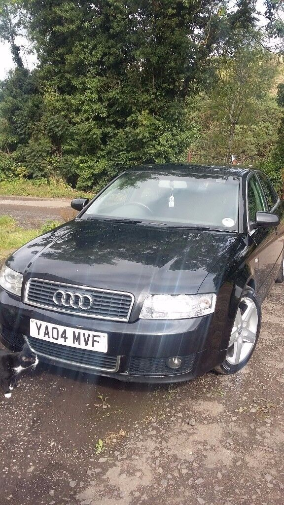 SOLD Audi A For Sale In NewportonTay Fife Gumtree - Audi a4 2004 for sale