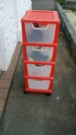 Storage drawere