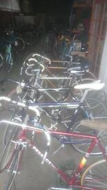 Racers Dutch bikes vintage bikes