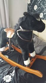Rocking Horse- Mulholland and Bailie