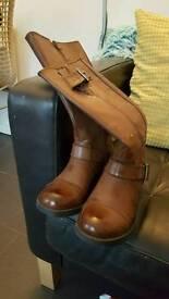 Rocket Dog boots, size 3