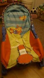 Fisher Price newborn to toddler chair