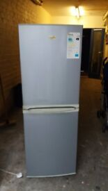 Fridge freezer in very good condition free delivery Leicester