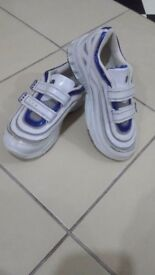 Harry potter trainers UK Size 3 brand new never been used.