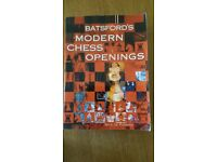 Batsford's Modern Chess Openings, v good condition