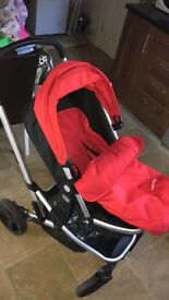 Mother care travel system . (Car seat missing from photos but one can be sent)