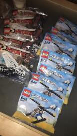 Lego packets