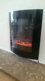 Focal point modern electric fire
