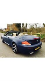 Bmw 635d Convertible Individual PX