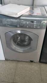 hotpoint washing machine comes with warranty can be DELIVERED