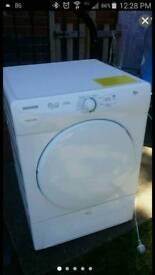 Hoover visionHD 8kg condenser dryer