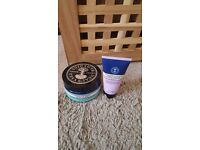 Neal's Yard Geranium & Orange Body Scrub & Hand Cream – brand new (RRP £27.50)