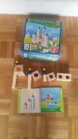Castle logix childrens logic game, age 3-8